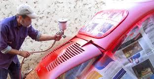 How To Spray Paint Your Car - car spray painting tips