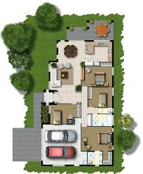Floor Plan Services Real Estate by Rendered Floorplan Floor Plan Design Hand Drawn Rendering Greg