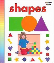 Si E De 9780785312833 Title Shapes Rainbow Books Abebooks George Siede
