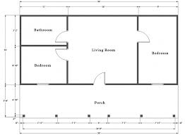cabin floor plan cabin kit 2 bedroom log cabin plan