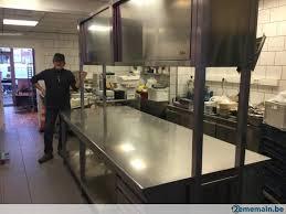 bloc central cuisine bloc central cuisine professionnelle a vendre 2ememain be