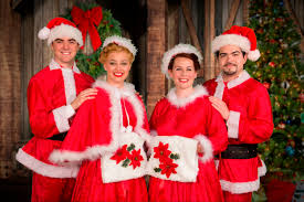 irving berlin u0027s white christmas u201d at kelsey theatre nov 17 to dec 3