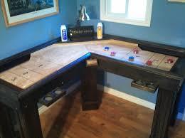 How Long Is A Shuffleboard Table by Best 25 Shuffleboard Table Ideas On Pinterest Used Shuffleboard