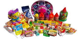 Mexican Gift Basket Pinatas And Party Supplies Yajua Candies