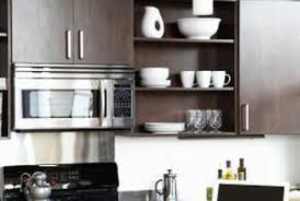 Painting Interior Of Kitchen Cabinets How To Paint Between Kitchen Cabinets U0026 A Countertop Home Guides