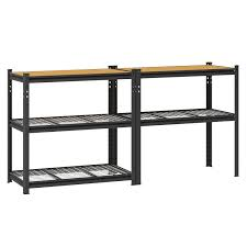 Adjustable Metal Shelves Adjustable Steel Wall Shelving Why Youu0027ll Love The Adjustable