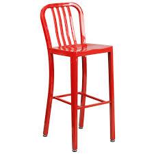 indoor outdoor counter height stool flash furnitur furniture ch 61200 30 red gg 30 red metal indoor outdoor bar