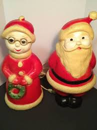 Vintage Blow Mold Christmas Decorations For Sale by 84 Best Vintage Christmas Blow Molds Images On Pinterest