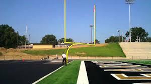 Backyard Football Goal Post Rotating Football Goal Post Solution For Multi Use Football