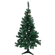 6 pine artificial tree unlit