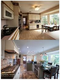 before and after kitchen remodel cheap remodeled kitchens before