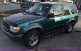 1998 ford explorer sport two door suv item c5820 sold w