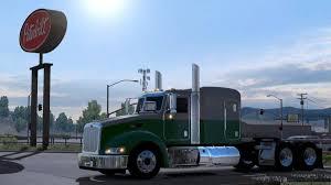 new peterbilt trucks peterbilt 386 with the new kriechbaum sounds mod american truck