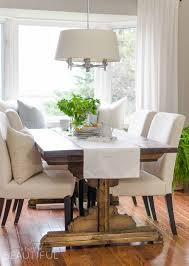 How To Set A Dining Room Table Dining Table How To Make A Diy Farmhouse Dining Room Table