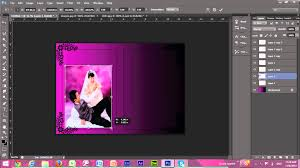 tutorial membuat undangan dengan corel draw 12 tutorial membuat undangan dengan photoshop cs6 youtube