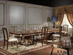 tavoli per sala da pranzo maestoso tavolo per sala da pranzo stile luigi xv idfdesign