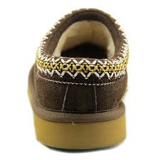 ugg tasman sale mens ugg australia tasman toe suede brown slipper free