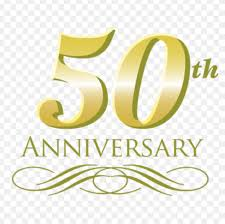fiftieth anniversary 50th anniversary celebration