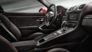 Porsche Cayman Interior 2015 Porsche Cayman Came An U0027 Conquered Horsepower Online