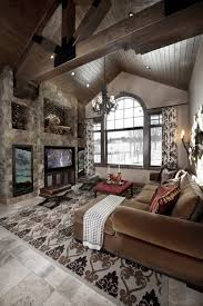 interior design one interiors rustic living room stylish rustic