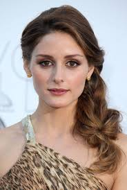 how to braid extensions into your own hair what to do with your hair this weekend copy olivia palermo s