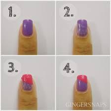 really easy nail art tutorials image dvgk u2013 easy nail art