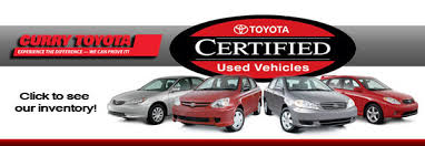 toyota certified pre owned cars toyota certified used advantages curry toyota