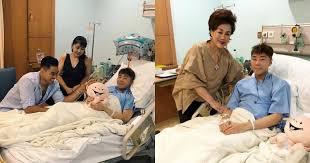 Roy Kiyoshi Muntah Darah Saat Syuting Ini 7 Potret Roy Kiyoshi Terbaring Di Rs