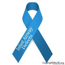 blue support ribbon the official support ribbon for infantairwaydefects what is lm