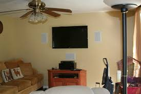 home theater speakers in wall or ceiling home theater surround sound sales installation services on cape cod