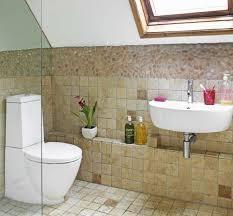 piastrelle in pietra per bagno arredare il bagno in mansarda foto 8 40 design mag