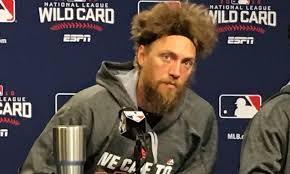 Hunter Pence Memes - hunter pence explains why his hair is like that for the win