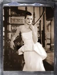 Vintage Inspired Wedding Dresses Wisconsin Portrait Of A Lady Vintage Inspired Wedding Gowns And