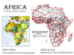 africa map 54 countries biblography the community planning design initiative africa