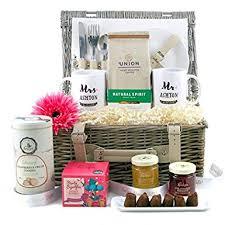 Wedding Gift Baskets Personalised Wedding Gifts Union Wedding Hamper With