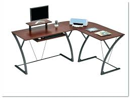 l shaped gaming computer desk z line computer desk z line glass desk l shaped gaming computer desk
