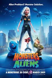 monsters vs aliens halloween special emmyd u0027s blogs u2013 movie fan central