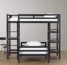 Restoration Hardware Bunk Bed Loft Study Bunk Bed Mylittlestylefile