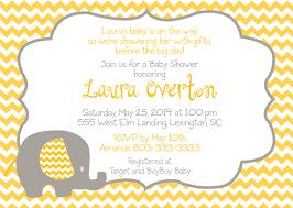 elephant baby shower invitations boy wblqual com