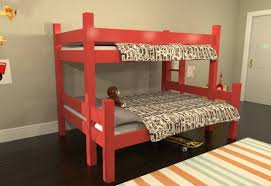 maine bunk beds sugarloaf twin over full bunk bed inhabitots