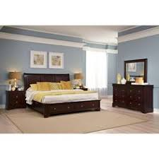 Chartres Piece King Bedroom Set For The Home Pinterest - Lorrand 5 piece cherry finish bedroom set