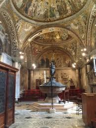 church baptistry the baptistry at san marco basilica picture of basilica di san