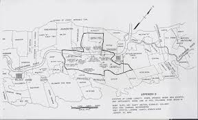 Austin Flood Plain Map by The Pennsylvania Center For The Book Knox Mine Disaster