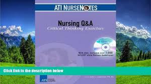 choose book ati nursenotes nursing q a critical thinking