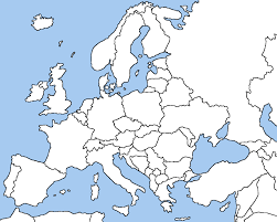 World War 2 Europe Map by Remix Of