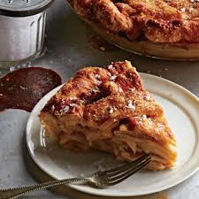 marabout cote cuisine com pie aux pommes et au caramel beurre salé marabout côté cuisine