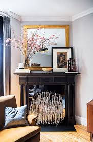 Mantel Ideas For Fireplace by Best 25 Mantle Styling Ideas On Pinterest Mantle Mirror Mantle