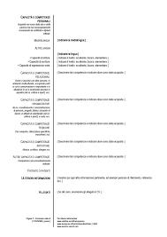 scarica curriculum vitae europeo da compilare gratis pdf curriculum vitae scarica modello gratis application essay