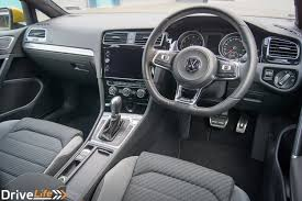 volkswagen sedan interior 2017 volkswagen golf tsi r line car review quintessentially