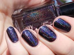 emily de molly holographic nail foils over le27